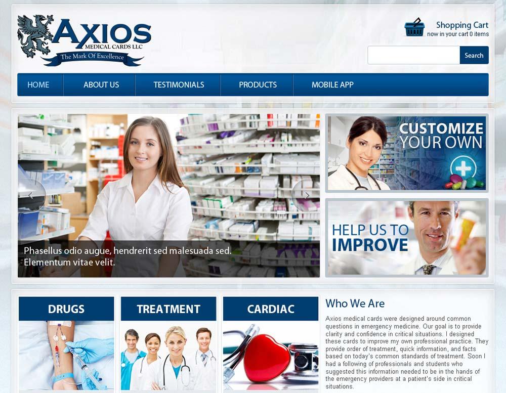 Custom Website Design Company